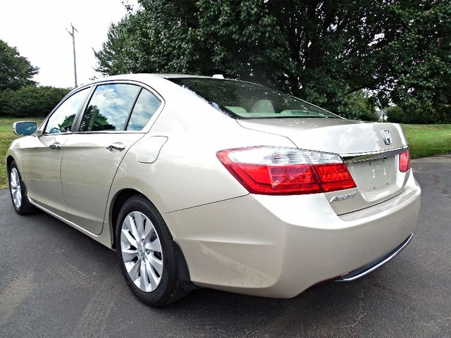 2014 Honda Accord EX-L Leesburg, Virginia 3