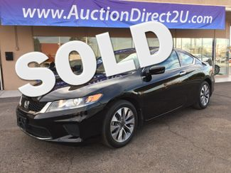 2014 Honda Accord LX-S 5 YEAR/60,000 MILE FACTORY POWERTRAIN WARRANTY Mesa, Arizona