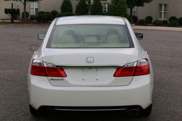 2014 Honda Accord LX Mooresville, North Carolina 4