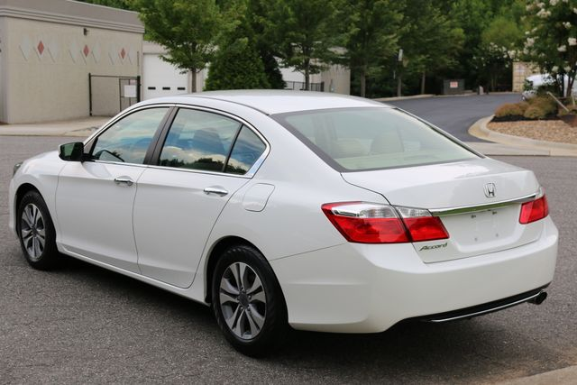 2014 Honda Accord LX Mooresville, North Carolina 54