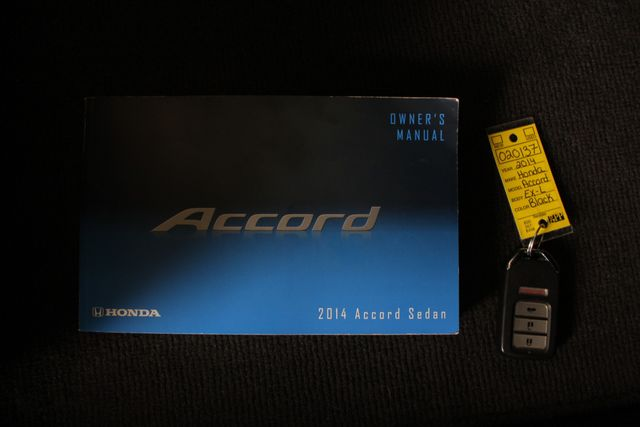 2014 Honda Accord EX-L - 3.5L V6 ENGINE - SUNROOF! Mooresville , NC 19