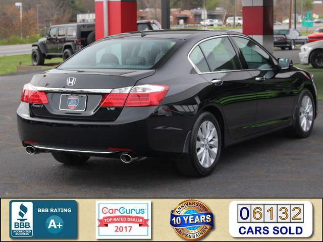 2014 Honda Accord EX-L - 3.5L V6 ENGINE - SUNROOF! Mooresville , NC 2