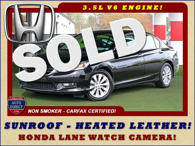 2014 Honda Accord EX-L - 3.5L V6 ENGINE - SUNROOF! Mooresville , NC 0