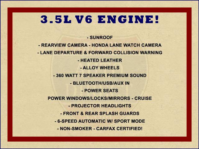 2014 Honda Accord EX-L - 3.5L V6 ENGINE - SUNROOF! Mooresville , NC 1