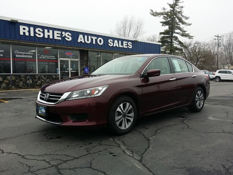 2014 Honda Accord LX in Ogdensburg New York