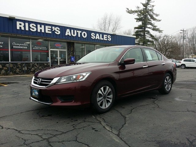 2014 Honda Accord LX | Ogdensburg, New York | Rishe's Auto Sales in Ogdensburg New York