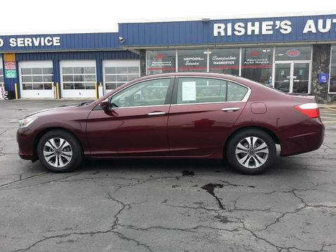 2014 Honda Accord LX | Ogdensburg, New York | Rishe's Auto Sales in Ogdensburg, New York