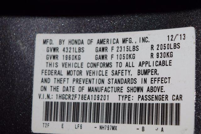 2014 Honda Accord EX Richmond Hill, New York 20