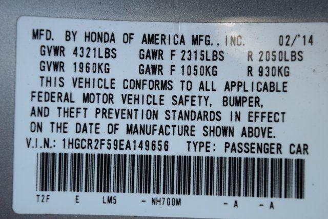 2014 Honda Accord Sport Richmond Hill, New York 25