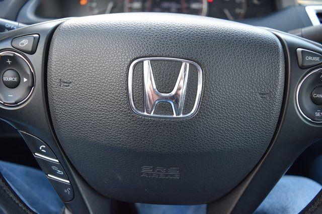 2014 Honda Accord Sport Richmond Hill, New York 32
