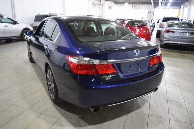 2014 Honda Accord Sport Richmond Hill, New York 7