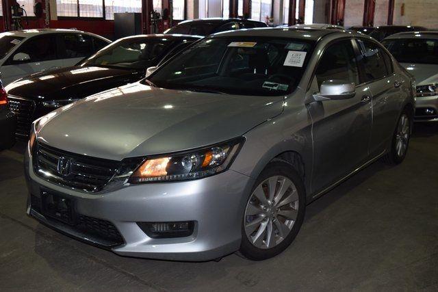 2014 Honda Accord EX Richmond Hill, New York 2