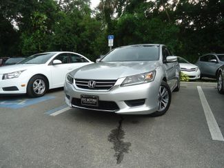 2014 Honda Accord LX SEFFNER, Florida