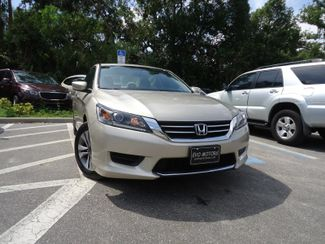 2014 Honda Accord LX SEFFNER, Florida 1