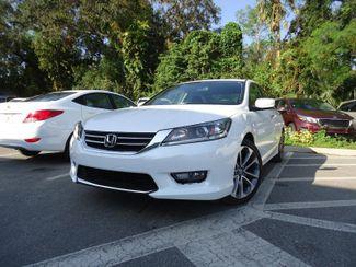 2014 Honda Accord Sport SEFFNER, Florida 4