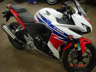 2014 Honda cbr500 Spartanburg, South Carolina 0