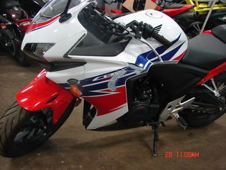 2014 Honda cbr500 Spartanburg, South Carolina 1