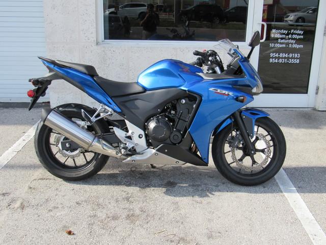 2014 Honda CBR500R Dania Beach, Florida 0