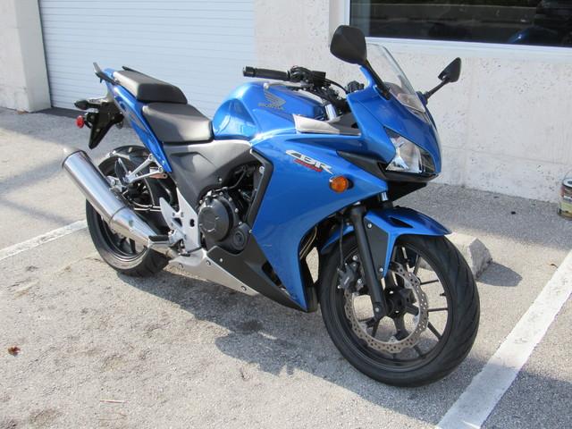 2014 Honda CBR500R Dania Beach, Florida 1