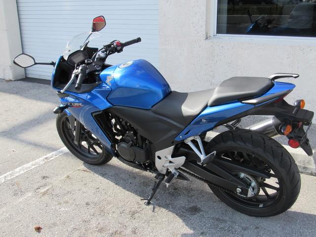 2014 Honda CBR500R Dania Beach, Florida 12