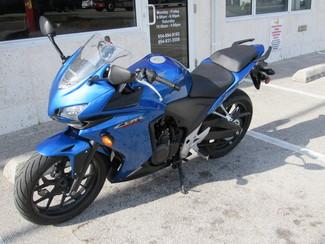 2014 Honda CBR500R Dania Beach, Florida 8