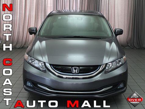 2014 Honda Civic 4dr Sedan L4 CVT in Akron, OH