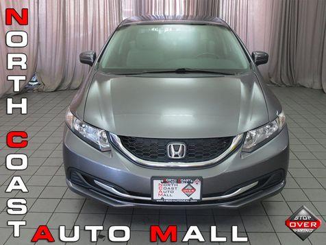 2014 Honda Civic LX in Akron, OH