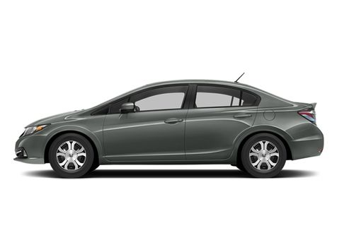 2014 Honda Civic 4dr Sedan L4 CVT in Akron, OH