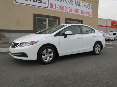 2014 Honda Civic LX Sedan in , Utah