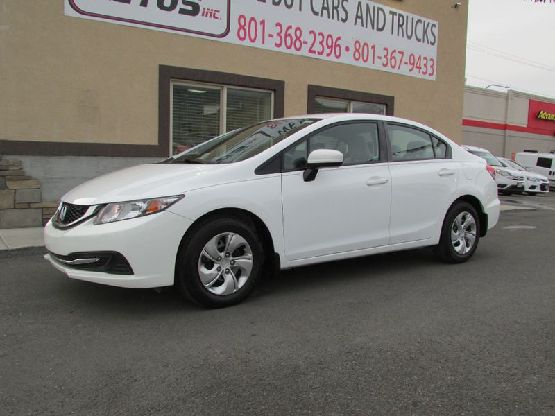 2014 Honda Civic LX Sedan  city Utah  Autos Inc  in , Utah