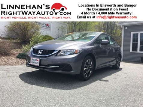 2014 Honda Civic EX in Bangor