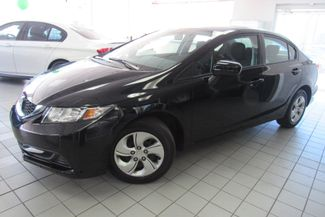 2014 Honda Civic LX W/ BACK UP CAM Chicago, Illinois 4