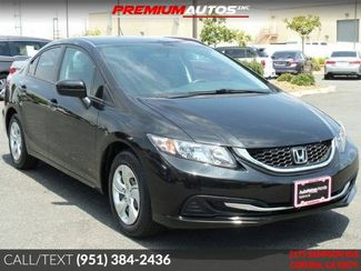 2014 Honda Civic LX | Corona, CA | Premium Autos Inc. in Corona CA