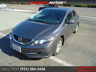 2014 Honda Civic LX | Corona, CA | Premium Autos Inc. in Corona CA
