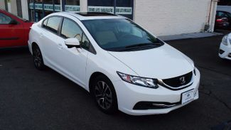 2014 Honda Civic EX East Haven, CT 3