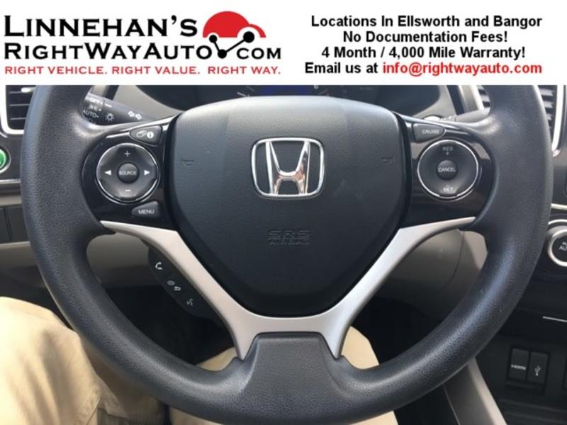 2014 Honda Civic EX  in Bangor, ME