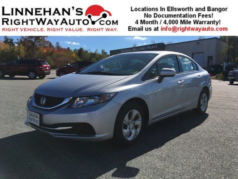 2014 Honda Civic LX in Bangor
