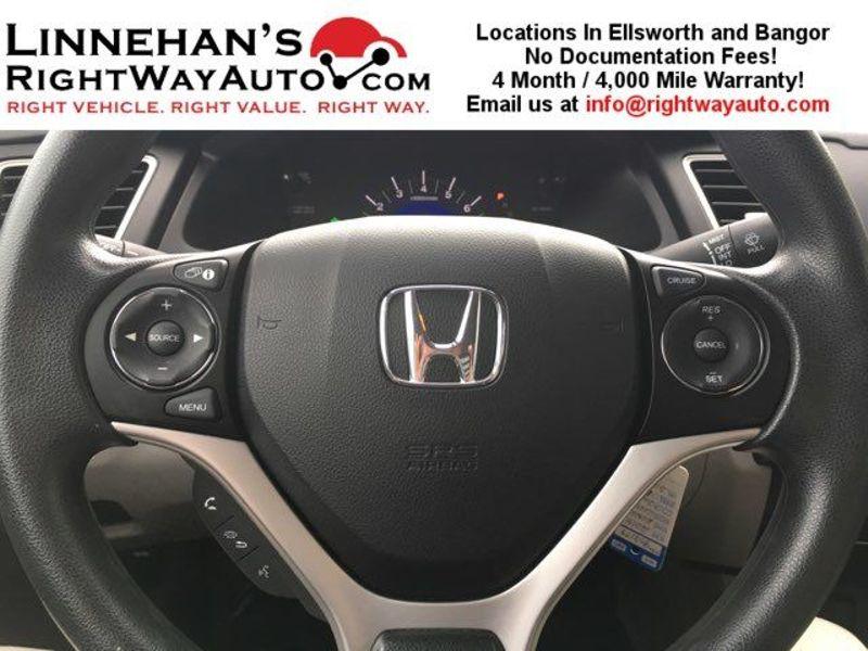 2014 Honda Civic LX  in Bangor, ME