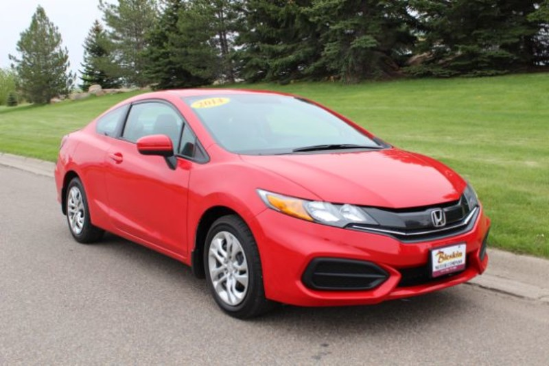 2014 Honda Civic LX  city MT  Bleskin Motor Company   in Great Falls, MT