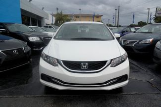 2014 Honda Civic LX Hialeah, Florida 1