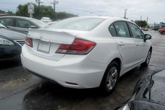 2014 Honda Civic LX Hialeah, Florida 3