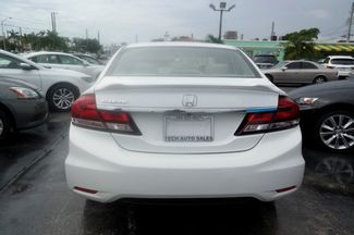 2014 Honda Civic LX Hialeah, Florida 4