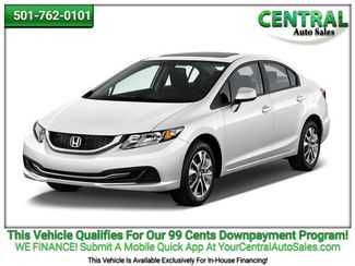 2014 Honda Civic LX | Hot Springs, AR | Central Auto Sales in Hot Springs AR
