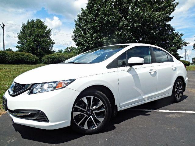 2014 Honda Civic EX Leesburg, Virginia 1