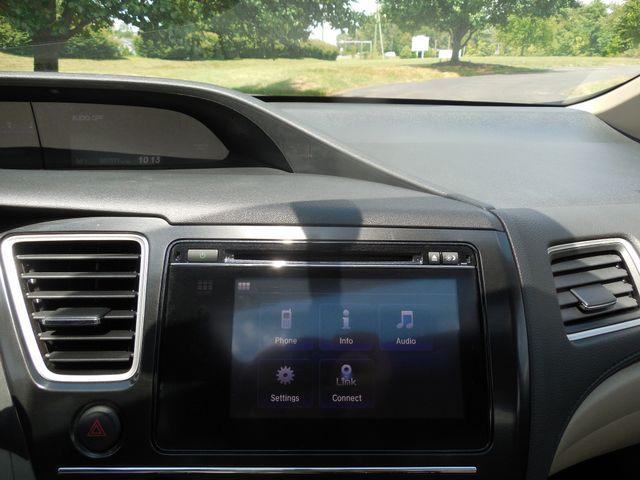 2014 Honda Civic EX Leesburg, Virginia 24