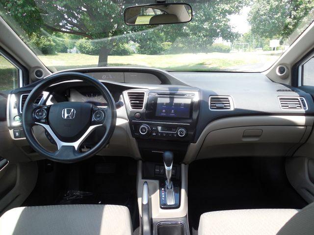 2014 Honda Civic EX Leesburg, Virginia 16