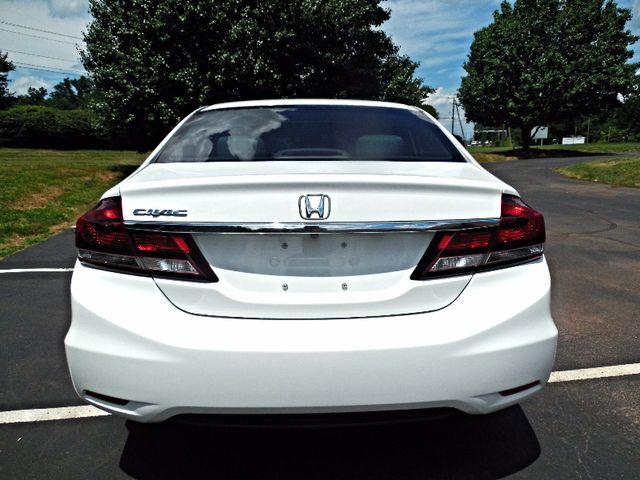 2014 Honda Civic EX Leesburg, Virginia 7