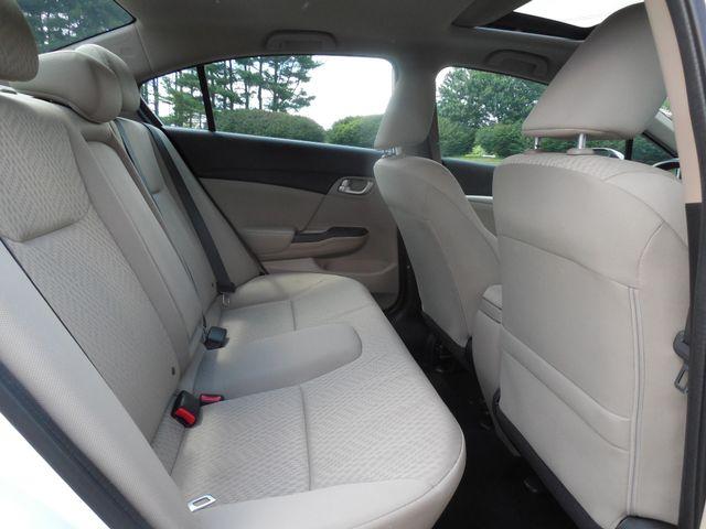 2014 Honda Civic EX Leesburg, Virginia 10