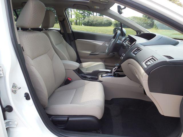 2014 Honda Civic EX Leesburg, Virginia 12