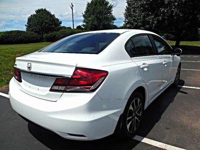 2014 Honda Civic EX Leesburg, Virginia 3
